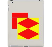 Railfreight Distribution iPad Case/Skin