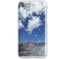 Nature and Geometry - Landscape iPhone Case/Skin