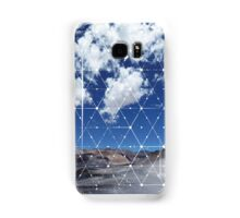 Nature and Geometry - Landscape Samsung Galaxy Case/Skin