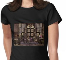 Neo-Gothics Womens Fitted T-Shirt