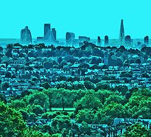 London Vista by Tim Constable by TimConstable