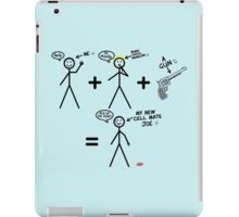 F%#k Mandy! iPad Case/Skin