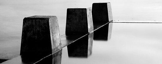 Coogee Blocks by Jennifer  Jamie