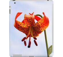 Michigan Lily iPad Case/Skin