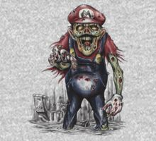 Return of the Living Dead Plumber by ShantyShawn