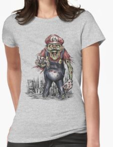 Return of the Living Dead Plumber Womens Fitted T-Shirt