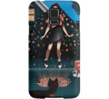 Pink Magic Samsung Galaxy Case/Skin