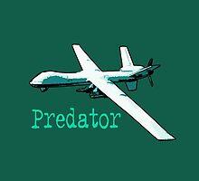 Spooky predator! by Tim Constable