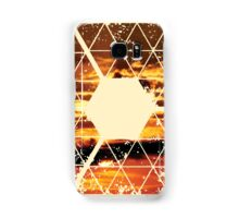 Nature and Geometry - Sunset Sky Samsung Galaxy Case/Skin