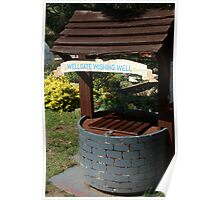 Wellgate Wishing Well Poster