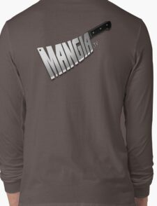 MangiaTV Logo Long Sleeve T-Shirt