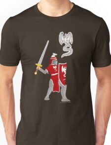 Sir Dathor of the Dragon Unisex T-Shirt
