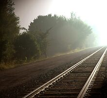 Journey Beyond the Rails by Jodie Keefe