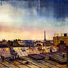Up on the Roof by John Rivera