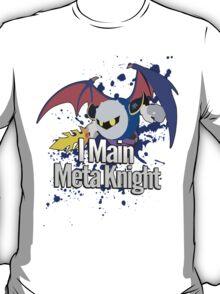 I Main Meta Knight - Super Smash Bros. T-Shirt