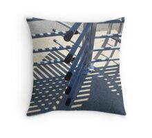 Going In or Out? -  Series   ^ Throw Pillow