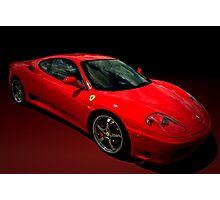 2004 Ferrari 360 Modena  Photographic Print