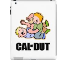 FPS shooting games fan CoD iPad Case/Skin