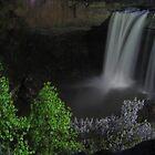 Nightfall/Waterfall  by dreamNwish