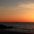 Jersey Sunrise by Ree  Reid