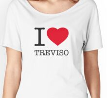 I ♥ TREVISO Women's Relaxed Fit T-Shirt