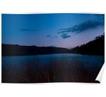 Vallecito Reservoir Sunset Poster