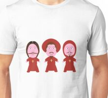 Unexpected: The Spanish Inquisition Unisex T-Shirt