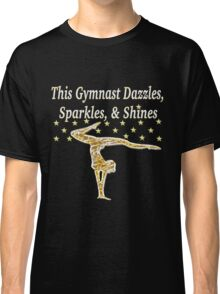 GORGEOUS GOLD GYMNAST Classic T-Shirt