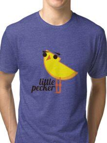 Little Pecker Tri-blend T-Shirt