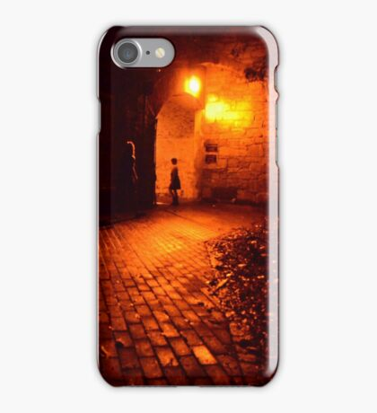 Spectral Pathway iPhone Case/Skin