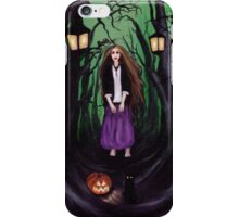 LOST IN A HAUNTED FOREST iPhone Case/Skin