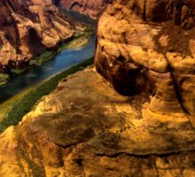 Horseshoe Bend , Arizona Sticker