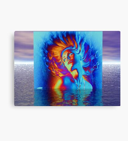 Picture of you Canvas Print