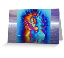 Picture of you Greeting Card