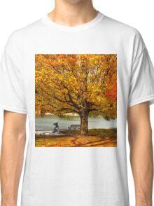 Golden maple warm me up  Classic T-Shirt