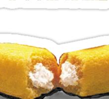 The Last Twinkie On Earth Sticker