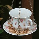 Birds Cup of Tea by AnnDixon