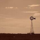 Kansas Red Dirt  by MaryGerken