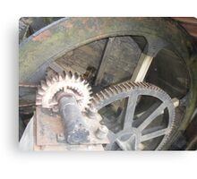 Waterwheel Canvas Print