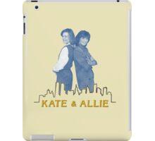 Kate & Allie iPad Case/Skin