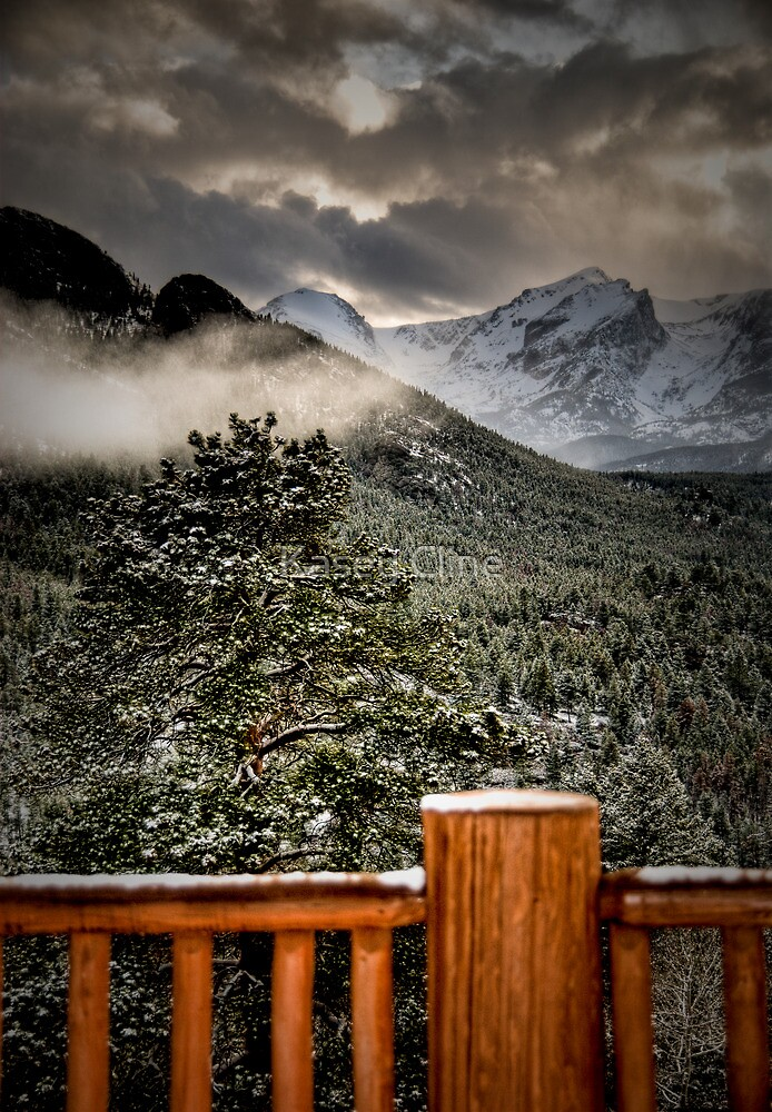 From the Deck!  by Kasey Cline