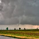 Tornado #2 by Jeremy  Jones