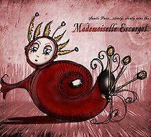 Mademoiselle Escargot by Sarah Baron