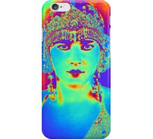 Looking at You iPhone Case/Skin