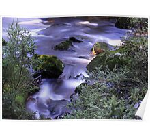 Pencil Pine Creek Downstream Poster