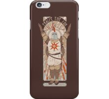 Praise the Sun iPhone Case/Skin