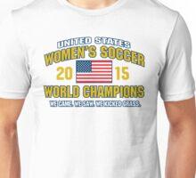 US Women's Soccer World Champs T-Shirt