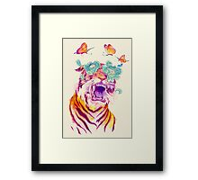 Tropicalia Framed Print