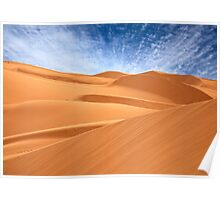Royal Dune Park, California Poster