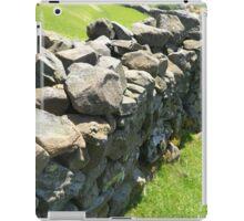 Drystone Wall iPad Case/Skin